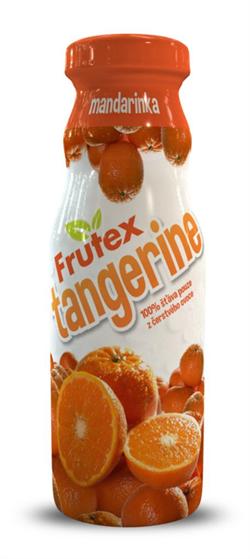 100 % šťáva Frutex - mandarinka 200ml 00073