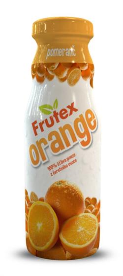 100% štáva Frutex - pomeranč 200ml 00074