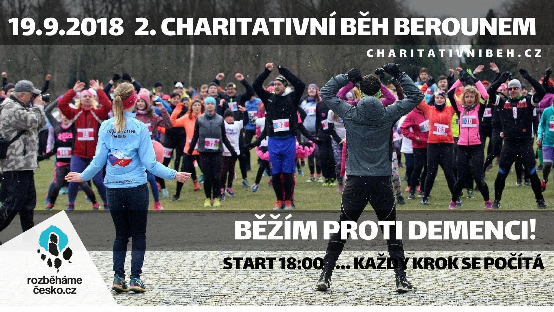 2. charitativní běh Berounem 00117