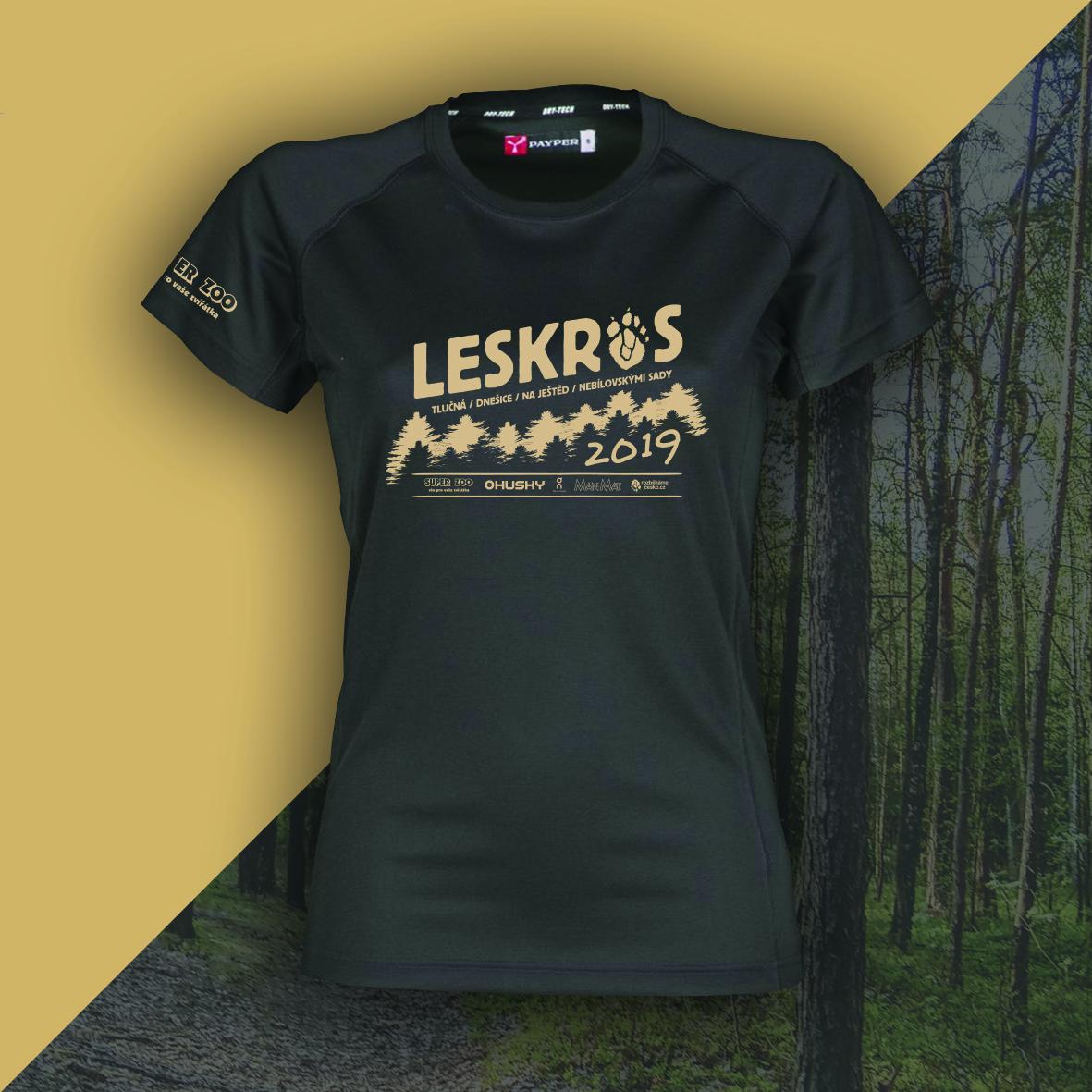 LESKROS - TRIČKO/ČELENKA/PODSTAVEC 00142