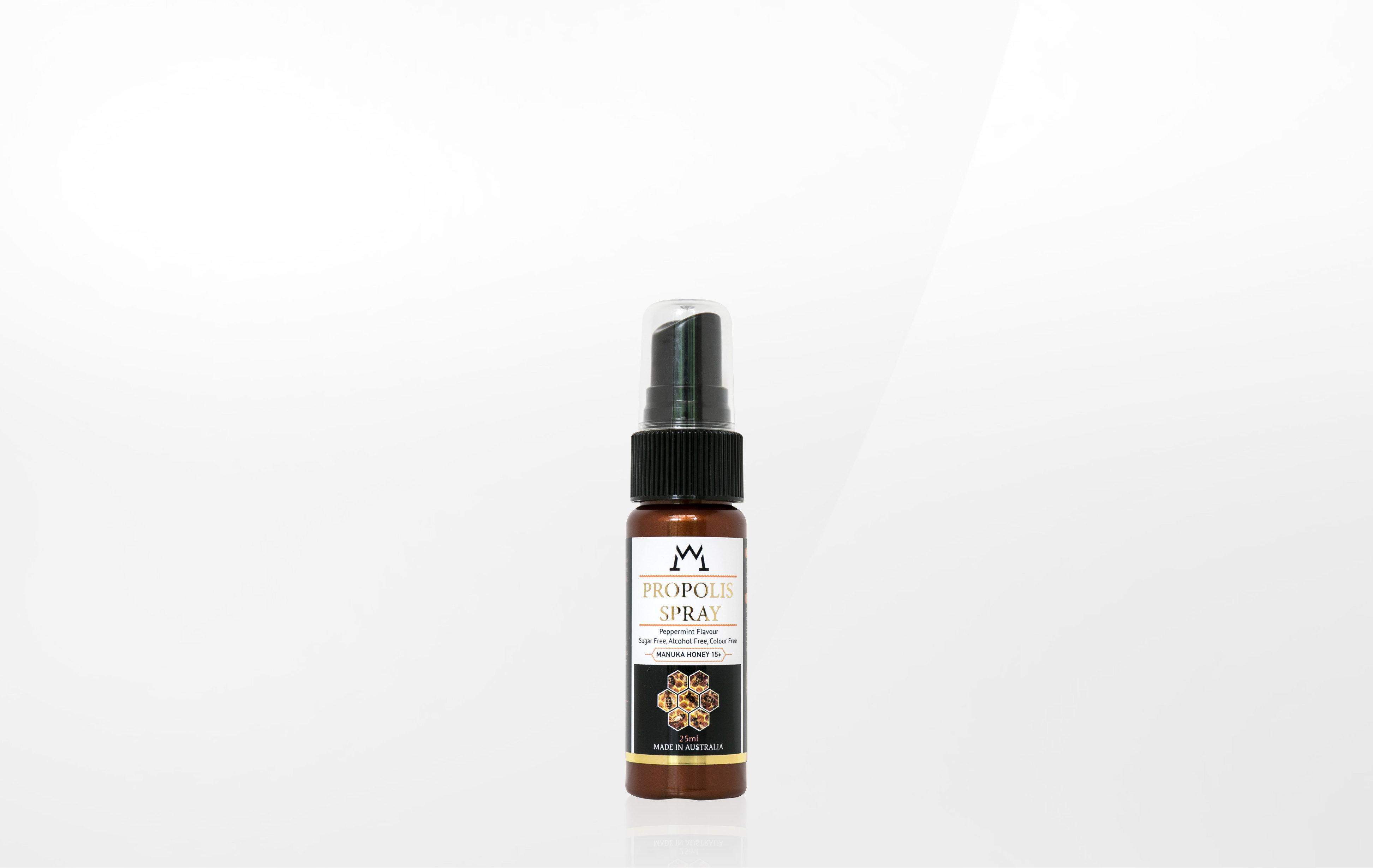 Propolis and Manuka honey 15 throat spray 006