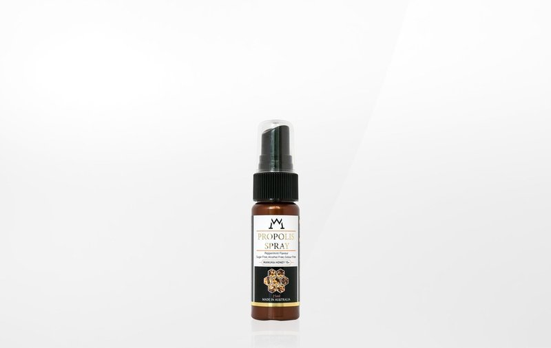 Propolis and Manuka honey 15 throat spray