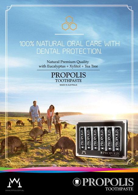 Propolis Toothpaste