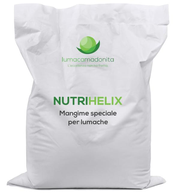 NutriHelix | Mangime speciale per lumache