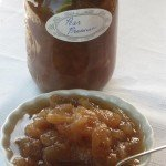 Old Fashioned Pear Preserves (Pint Size) 00002
