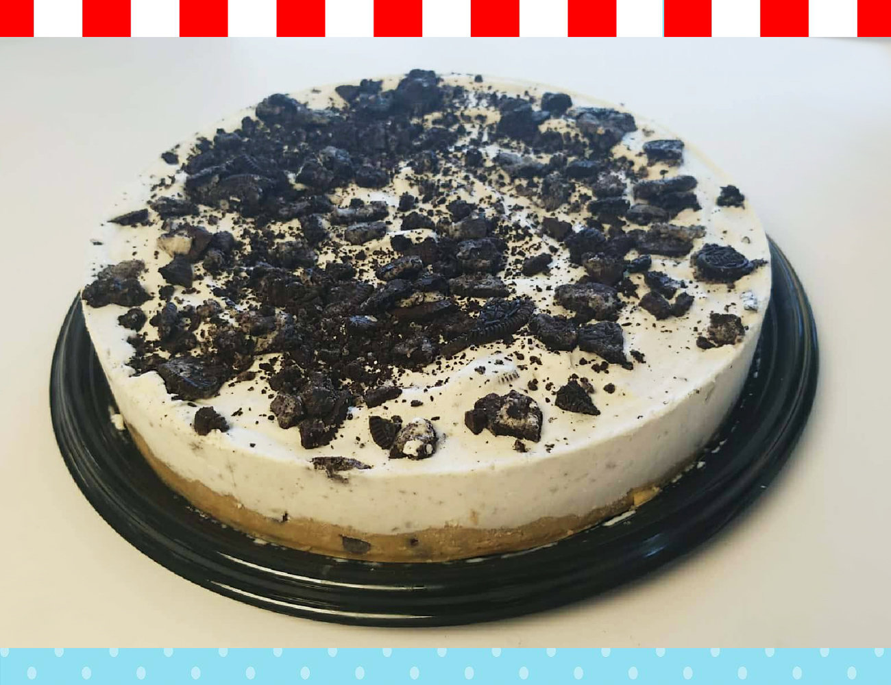 Eddie Bulls Cookie Dough Ice Cream Cake cookie dough ice cream cake