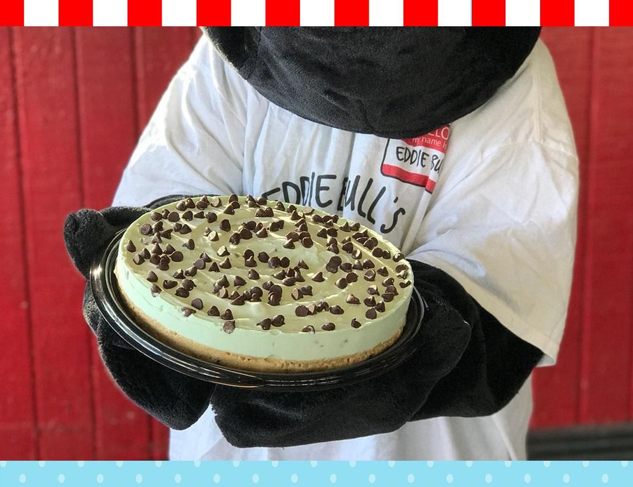 Eddie Bulls Ice Cream Cake ice cream cake