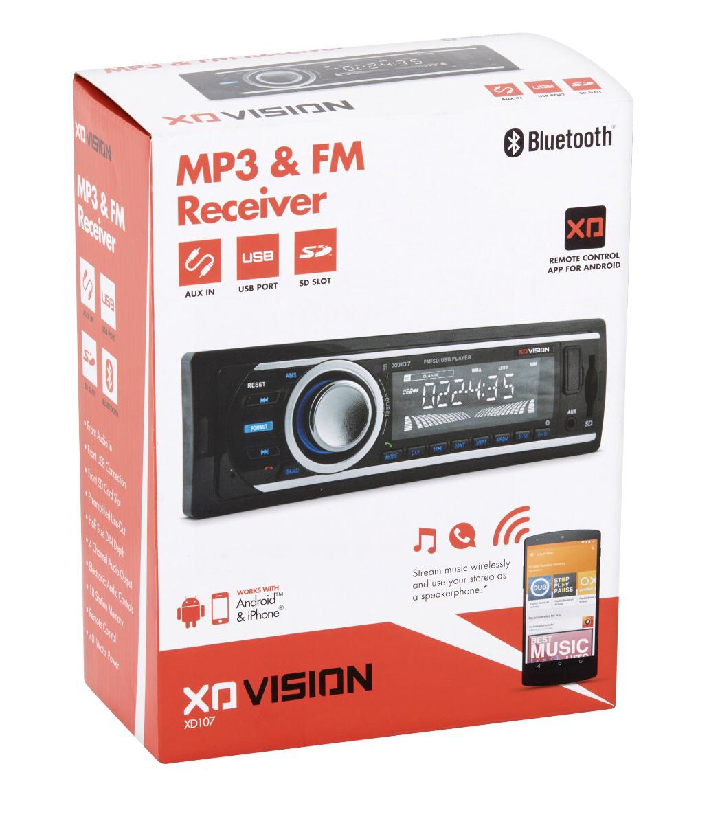 Xo vision stereo bluetooth