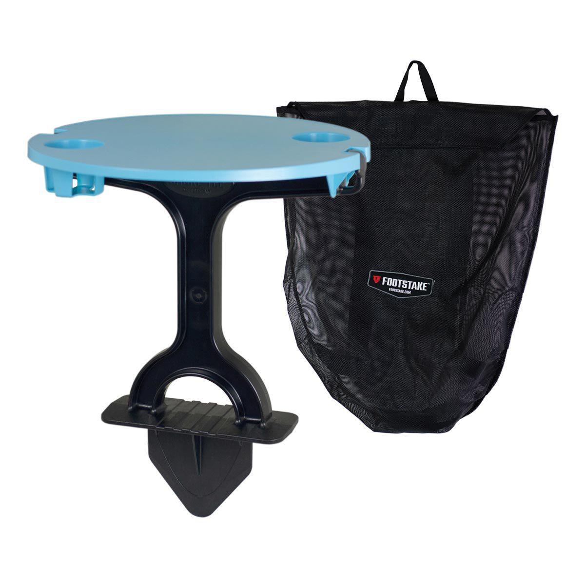 FootStake Tropical Blue Table AP432199