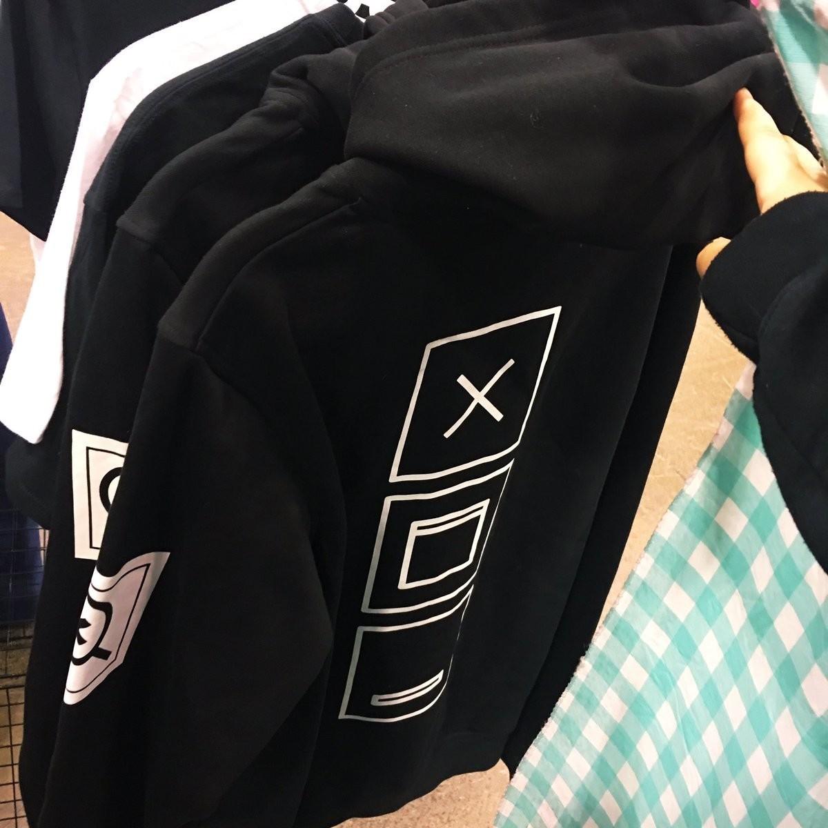 X-Large Iconograph Hoodie