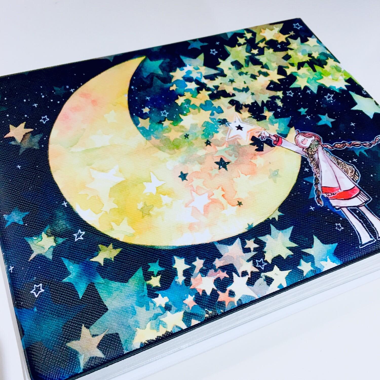 Starry Night Photo Album