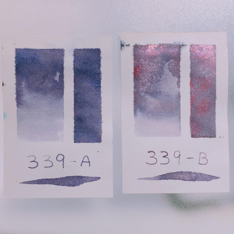 339 A+B Shimmer Ink