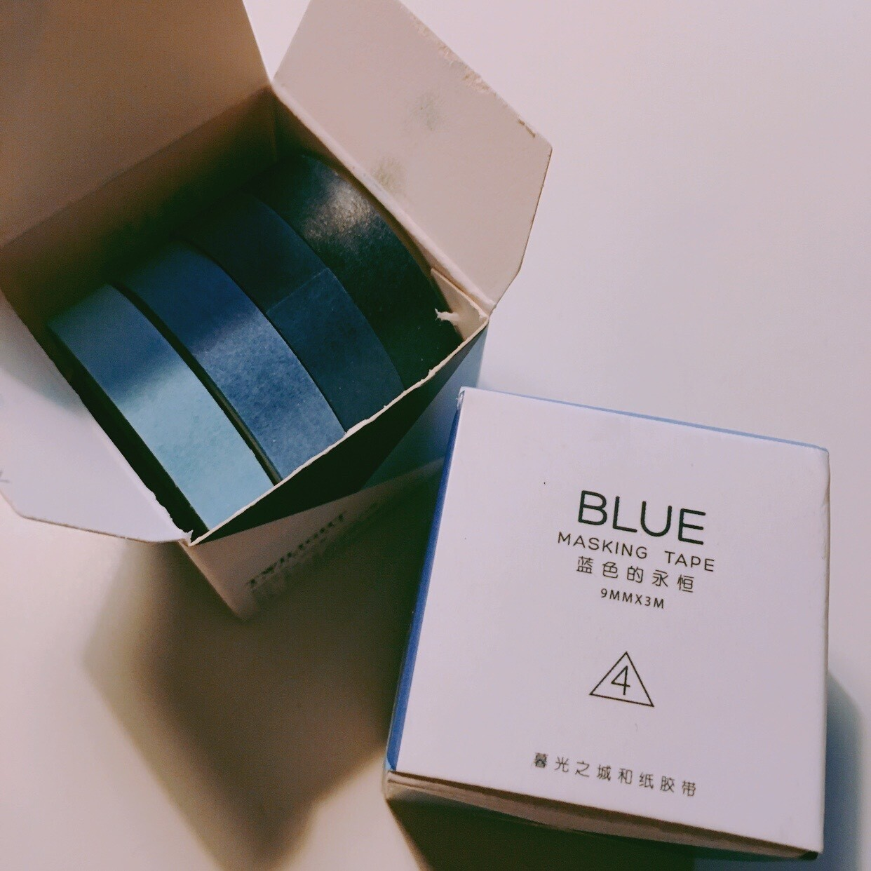 Blue Tape Set