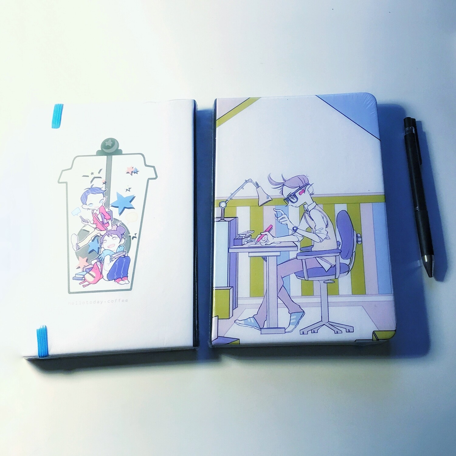 Progress PU Leather Sketchbook