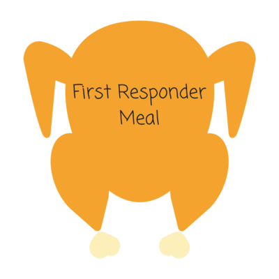 First Responder Thanksgiving Meal