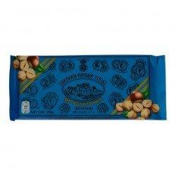 Гръцки черен шоколад с лешници, PAVLIDIS