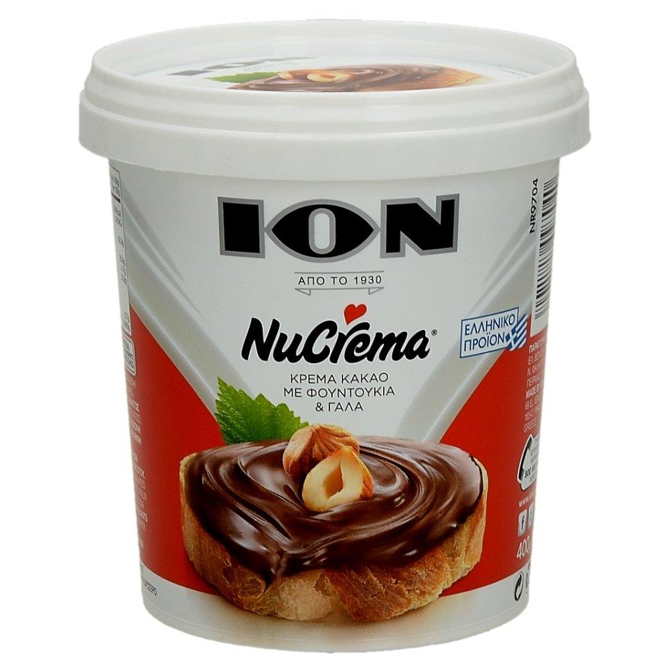 Гръцки течен шоколад ION NUCREMA