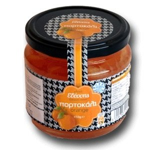 Гръцко сладко от портокал, 453 гр