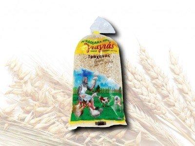 Гръцка трахана, кисела, 500 гр