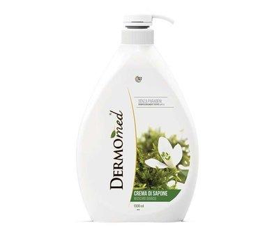 Течен сапун DERMOMED, кокиче, 1 литър