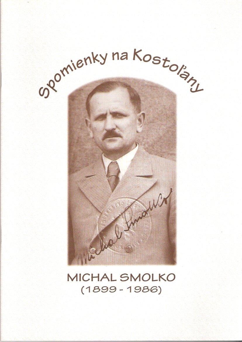 Spomienky na Kostoľany - Michal Smolko 00002