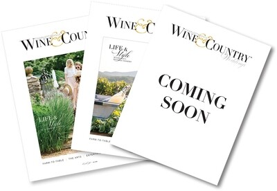 Wine & Country Weddings & Life 2019 | Vol 5, Book 8 & Book 9