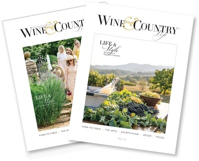 Charlottesville Wine & Country Life 2019 | Book 8 & Book 9