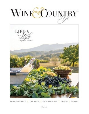 Wine & Country Life 2019 | Book 9