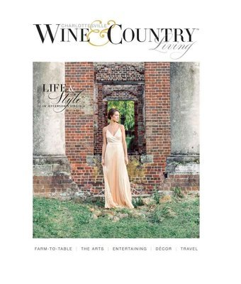 Charlottesville Wine & Country Living | Book 5