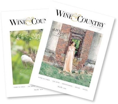 Charlottesville Wine & Country Living 2017 | Book 4 & Book 5