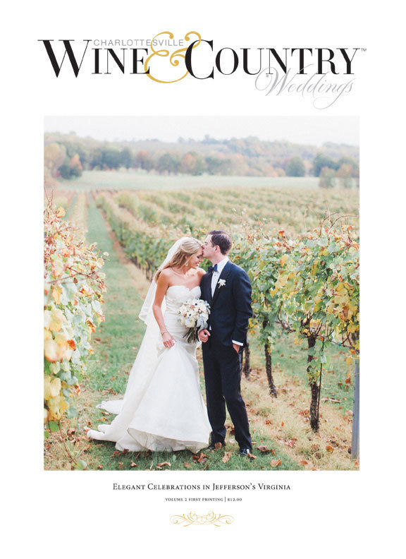 Charlottesville Wine & Country Weddings | Vol 2 00009