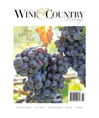 Charlottesville Wine & Country Living | Book 1