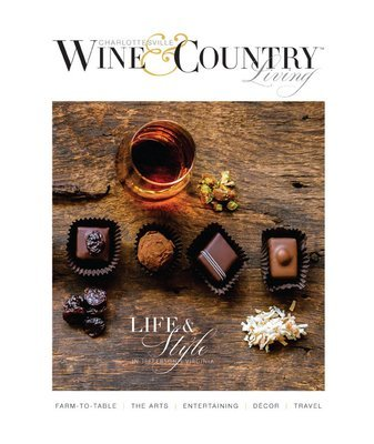 Charlottesville Wine & Country Living | Book 3