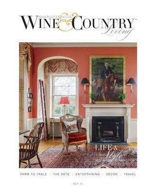 Charlottesville Wine & Country Living | Book 6