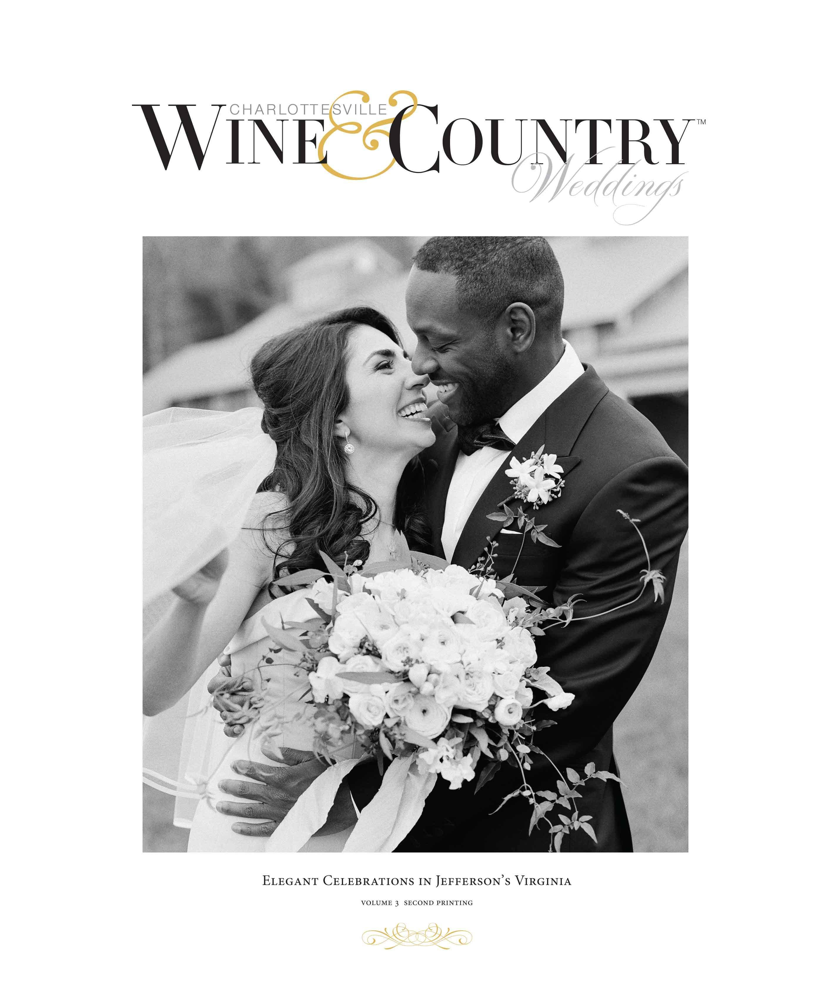 Charlottesville Wine & Country Weddings | Vol 3 00001