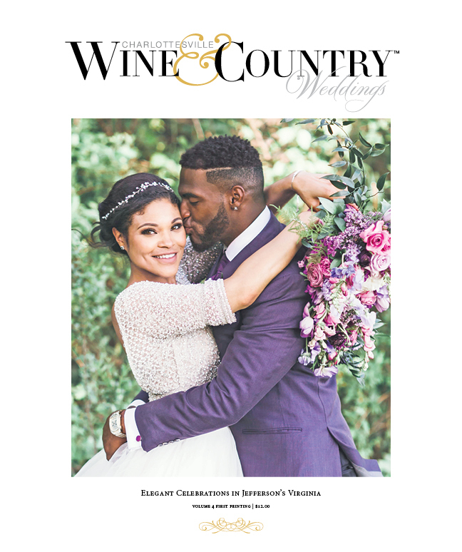 Charlottesville Wine & Country Weddings | Vol 4 00013