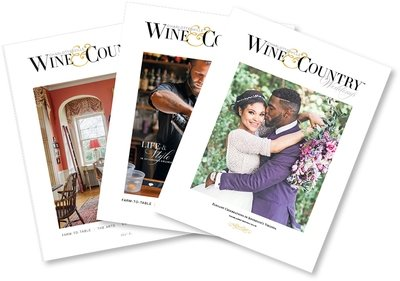 Charlottesville Wine & Country Weddings & Living 2018 | Vol 4, Book 6 & Book 7