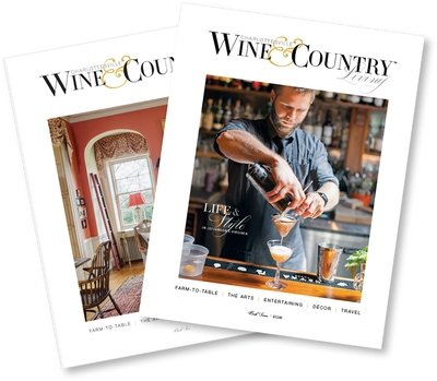 Charlottesville Wine & Country Living 2018 | Book 6 & Book 7