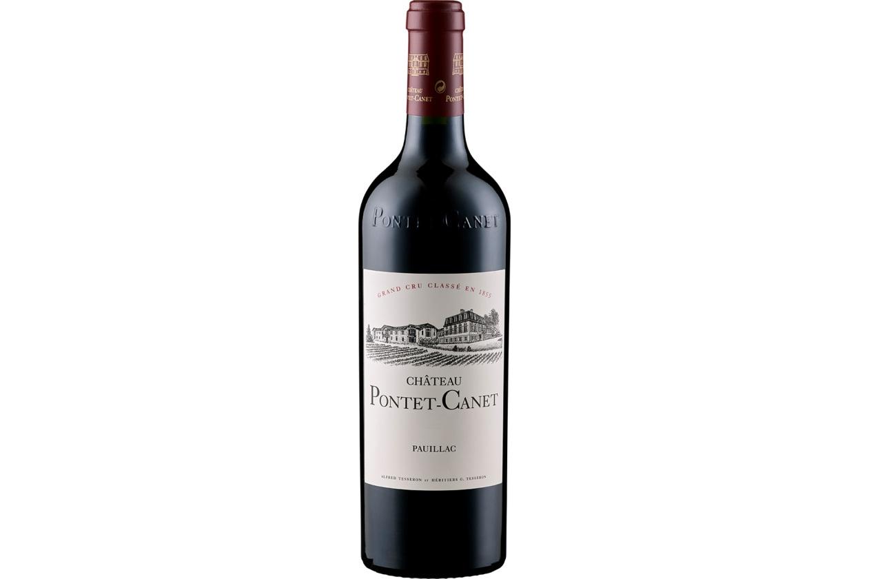 2012er Chateau Pontet Canet AOC Pauillac 5 Cru Classe
