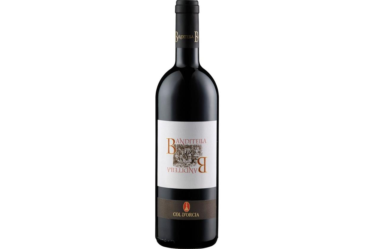 2015er Rosso di Montalcino Banditella  DOC
