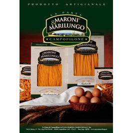Nudelpaket 16 Stk. Maroni & Marilungo