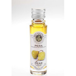 Condimento Pera (Birne) 100 ml, Mussini
