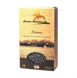 Riso Nerone (schwarzer Reis)  500 g Belvedere