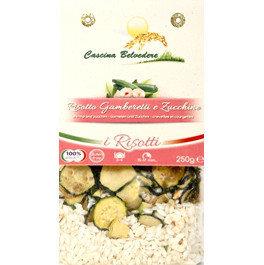 Risotto Gamberetti e Zucchine 250 g Belvedere