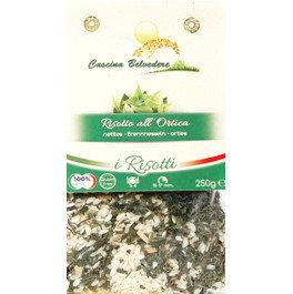 Risotto Ortiche (Brennessel) 250 g Belvedere