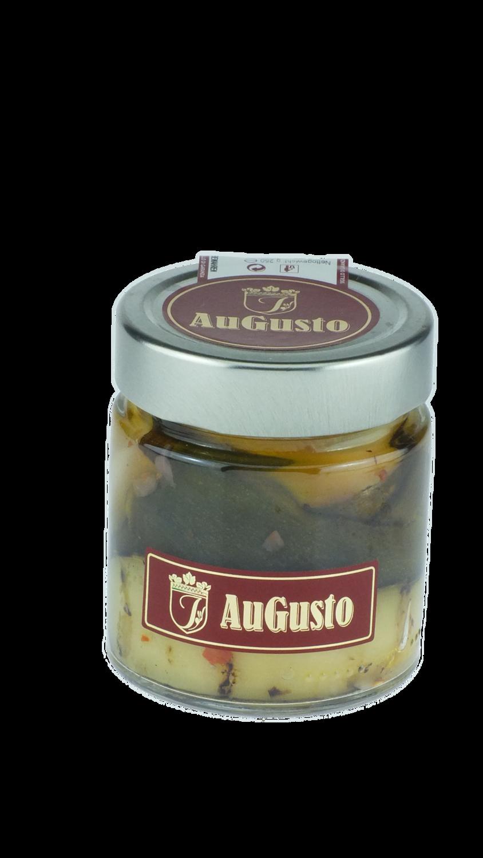 Gemischte Gegrillte Antipasti Augusto