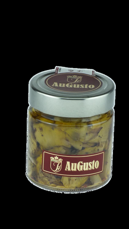 Gegrillte Artischocken Augusto