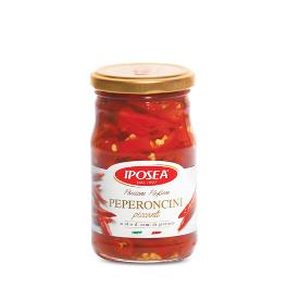 Peperoncini piccante Iposea 280 g