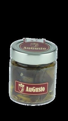 Gegrillte Auberginen in Öl Augusto