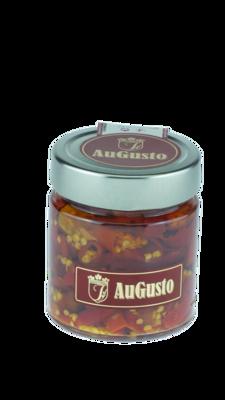 Scharfe eingelegte Peperoni Augusto